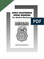 Medical Marijuana - ASA legal manual 05-2