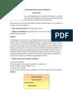 Instructivo 002 Guia de Presentacion Proyecto 15-15