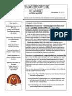 SOES Press Release 11-18-15