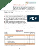 2016 syllabus 11 mathematics
