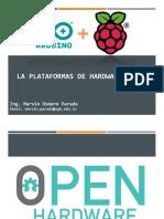 Introduccion Open Hardware