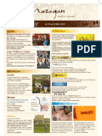 newsletter 18-24 mars FR - Mazagan Beach Resort, El Jadida, Casablanca, Morocco