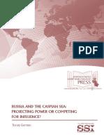 Russia and the Caspian Sea