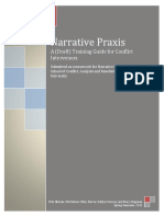 Final Narrative Praxis Training Manual October13