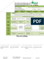 plan de trabajo 12-16 oct
