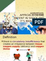 Haemorrhagic Shock and mx