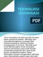 TEKNOLOGI OZONISASI