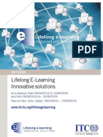 Lifelong E-Learning