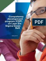 Lean Six Sigma Green Belt New Brochure