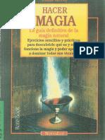 Livro Como Fazer Magia Edain Mccoy