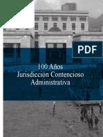 100 Años Jurisdicción Constencioso Administrativa