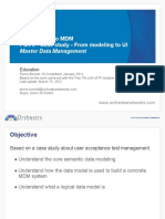 Introduction to Mdm Part 3