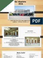 Oferta Parlament 350 Pers Geografie