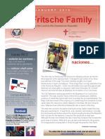 Fritsche Family Newsletter - January 2016