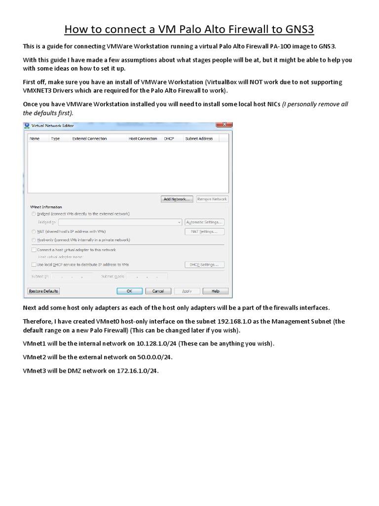 Connecting a VM Palo Alto Firewall to GNS3 (2) pdf