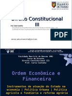 Constitucional III Ordem Econ Mica e Financeira (1)