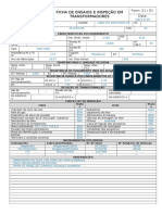 TRANSF WEG N° 119661 2500KVA 13,8KV
