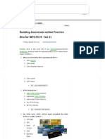 Banking Awareness Practice Set 21