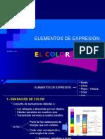 3 ESO Unidad 5.- El Color