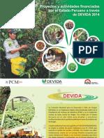 Anuario Institucional 2014 – Oficina Zonal San Juan del Oro