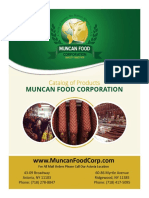 Muncan Food Corp Products Catalog