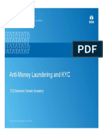 AML and KYC