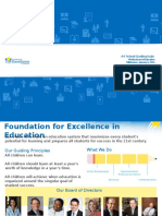 Foundation for Excellence in Education presentation 1/6