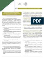 Boletin Evaluación de Desempeño CNSPD