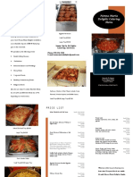 nmd menu