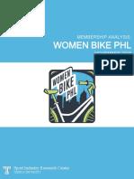 Women Bike PHL 2015 Survey
