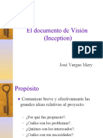 Documento de Visión