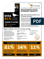 Technical Communication Industry Benchmarking Survey 2012