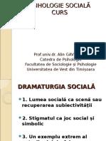 Psihologie Sociala Gavreliuc 10 Dramaturgia Sociala2