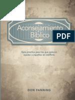 Aconsejamiento Biblico - Don Fanning