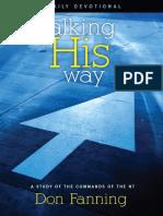 Walking His Way