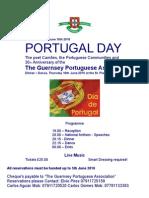 Dia de Portugal Junho 2010