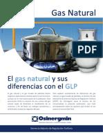 Gas Natural y Sus Diferencias