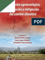 Innovacion Agroecologica Adaptacion y Mitigacion Del Cambio Climatico