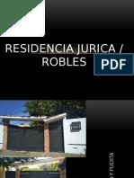 RESIDENCIA ROBLES 326 JURICA FOTOGALERIA