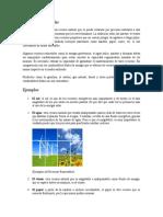Recursos  renovables