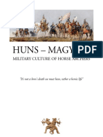 Huns-Magyars - Military Culture of Horse Archers