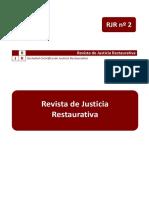 Revista de Justicia Restaurativa