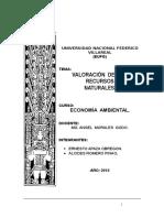 Valorizacion de Recursos Naturales.docx