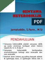 1. senyawa heterosiklik