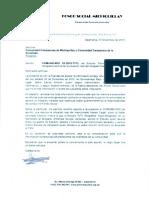 Carta Informativa Del Pdte Del CD FSM