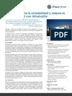 Winshuttle Pactiv Casestudy ES