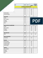 Desembolso Modelo Excel