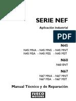 Manual de Reparación  SERIE NEF