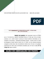 Acao Obrigacao Fazer Cominatoria Direito Vizinhanca Ruidos Imovel Vizinho Apto PN310