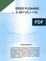 Acuerdo Plenario Diapositivas